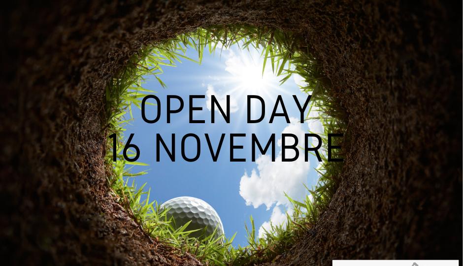 open day 16 novembre